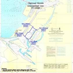 Location Plan of the Barochny Basin