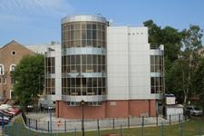 Administrative building of the seaport of Kaliningrad VTS